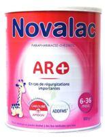 Novalac AR+ 2 Lait en poudre 800g à JOUE-LES-TOURS