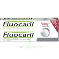 Fluocaril Bi-Fluoré 145 mg Pâte dentifrice blancheur 2*75ml à JOUE-LES-TOURS
