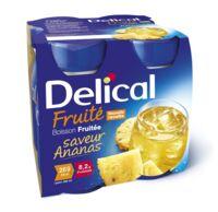 DELICAL BOISSON FRUITEE Nutriment ananas 4Bouteilles/200ml à JOUE-LES-TOURS