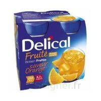 DELICAL BOISSON FRUITEE Nutriment orange 4Bouteilles/200ml à JOUE-LES-TOURS