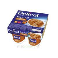 DELICAL RIZ AU LAIT Nutriment caramel pointe de sel 4Pots/200g à JOUE-LES-TOURS