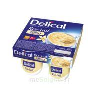 DELICAL RIZ AU LAIT Nutriment vanille 4Pots/200g à JOUE-LES-TOURS