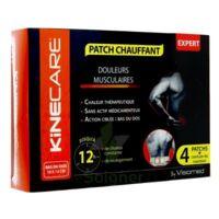 KINECARE Patch chauffant 8h dos 10x13cm B/4 à JOUE-LES-TOURS