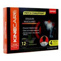 KINECARE Patch chauffant 12h multizones 9x29cm B/4 à JOUE-LES-TOURS