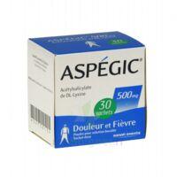 ASPEGIC 500 mg, poudre pour solution buvable en sachet-dose 30 à JOUE-LES-TOURS