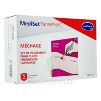 Mediset® Set De Pansement Plaie Chronique Méchage - Boîte De 5 Soins à JOUE-LES-TOURS
