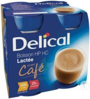 DELICAL BOISSON LACTEE HP HC, 200 ml x 4 à JOUE-LES-TOURS