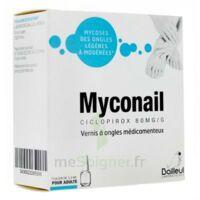 MYCONAIL 80 mg/g, vernis à ongles médicamenteux à JOUE-LES-TOURS
