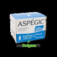 Aspegic 500 Mg, Poudre Pour Solution Buvable En Sachet-dose 20 à JOUE-LES-TOURS