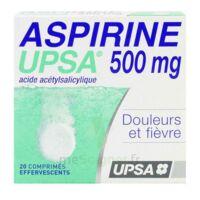ASPIRINE UPSA 500 mg, comprimé effervescent à JOUE-LES-TOURS