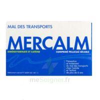 MERCALM, comprimé pelliculé sécable à JOUE-LES-TOURS
