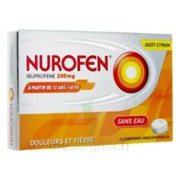 NUROFEN 200 mg, comprimé orodispersible à JOUE-LES-TOURS