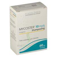 Mycoster 10 Mg/g Shampooing Fl/60ml à JOUE-LES-TOURS