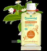 Puressentiel Articulations & Muscles Huile de massage BIO** Effort Musculaire - Arnica - Gaulthérie - 100 ml à JOUE-LES-TOURS