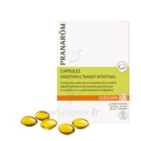 Pranarom Oleocaps 3 Caps Digestion & Transit Intestinal à JOUE-LES-TOURS