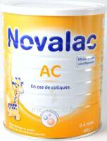 Novalac AC 1 Lait en poudre 800g à JOUE-LES-TOURS