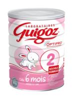 GUIGOZ 2 Lait pdre B/800g à JOUE-LES-TOURS