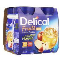 DELICAL BOISSON FRUITEE Nutriment pomme 4Bouteilles/200ml à JOUE-LES-TOURS
