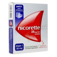 Nicoretteskin 25 mg/16 h Dispositif transdermique B/28 à JOUE-LES-TOURS