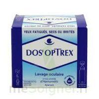 DOS'OPTREX S lav ocul 15Doses/10ml à JOUE-LES-TOURS