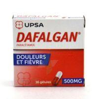 DAFALGAN 500 mg Gélules 2plq/8 (16) à JOUE-LES-TOURS