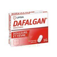 DAFALGAN 1000 mg Comprimés pelliculés Plq/8 à JOUE-LES-TOURS