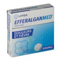 EFFERALGANMED 500 mg, comprimé effervescent sécable à JOUE-LES-TOURS