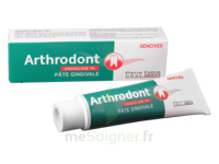 ARTHRODONT 1 % Pâte gingivale T/80g à JOUE-LES-TOURS