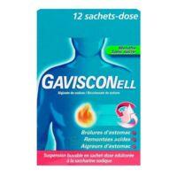 GAVISCONELL Suspension buvable sachet-dose menthe sans sucre 12Sach/10ml à JOUE-LES-TOURS