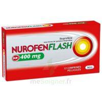 NUROFENFLASH 400 mg Comprimés pelliculés Plq/12 à JOUE-LES-TOURS