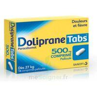 DOLIPRANETABS 500 mg Comprimés pelliculés Plq/16 à JOUE-LES-TOURS