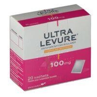 ULTRA-LEVURE 100 mg Poudre pour suspension buvable en sachet B/20 à JOUE-LES-TOURS