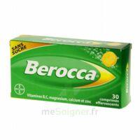 Berocca Comprimés effervescents sans sucre T/30 à JOUE-LES-TOURS