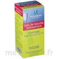 HEXETIDINE BIOGARAN CONSEIL 0,1 % Solution bain bouche 200ml à JOUE-LES-TOURS