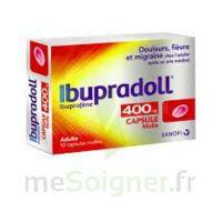 IBUPRADOLL 400 mg Caps molle Plq/10 à JOUE-LES-TOURS