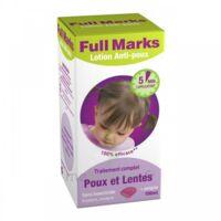 Full Marks Lotion antipoux et lentes 100ml+peigne à JOUE-LES-TOURS