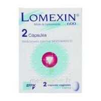 LOMEXIN 600 mg Caps molle vaginale Plq/2 à JOUE-LES-TOURS