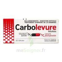 CARBOLEVURE Gélules adulte Plq/30 à JOUE-LES-TOURS