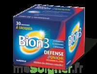 Bion 3 Défense Junior Comprimés à croquer framboise B/30 à JOUE-LES-TOURS