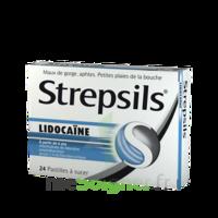 Strepsils lidocaïne Pastilles Plq/24 à JOUE-LES-TOURS