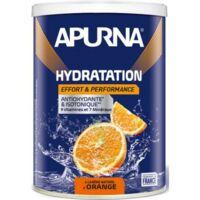Apurna Poudre pour boisson hydratation Orange 500g à JOUE-LES-TOURS