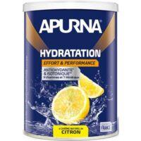 Apurna Poudre pour boisson hydratation Citron 500g à JOUE-LES-TOURS