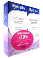 Hydralin Quotidien Gel lavant usage intime 2*200ml à JOUE-LES-TOURS