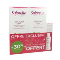 Saforelle Solution soin lavant doux 2*500ml+100ml à JOUE-LES-TOURS