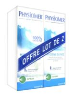 Physiomer Solution nasale adulte enfant 2*Sprays/135ml