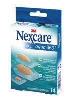 Nexcare Aqua 360° Pansements 3 tailles B/14 à JOUE-LES-TOURS