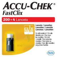 Accu-chek Fastclix Lancettes B/204 à JOUE-LES-TOURS