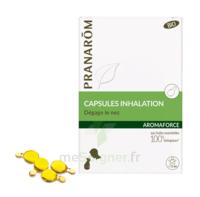 Aromaforce Caps inhalation bio B/15 à JOUE-LES-TOURS