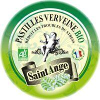 Saint-Ange Bio Pastilles Verveine Boite métal/50g à JOUE-LES-TOURS