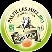 Saint-Ange Bio Pastilles Miel Boite métal/50g à JOUE-LES-TOURS